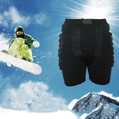 Men Padded Skiing Snowboard Hip Protective Pants Shorts Protector Gear Comfy USA