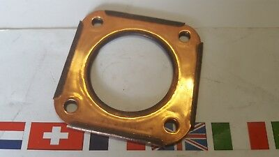 BULTACO SHERPA EXHAUST GASKET TO FIT MODELS WITH SQUARE CYLINDERS NEW 250-350cc