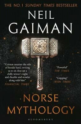 Norse Mythology by Neil Gaiman.