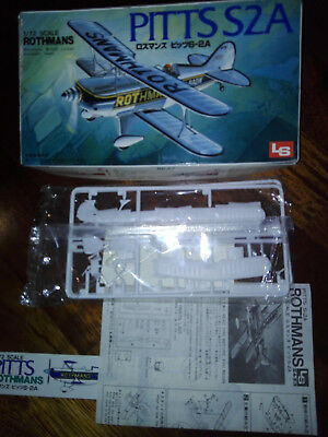 1/72  PITTS S2A   by LS
