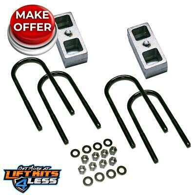 """Superlift 1425 2"""" Rear Block Kit for 1978-1997 Ford F-250 4WD"""
