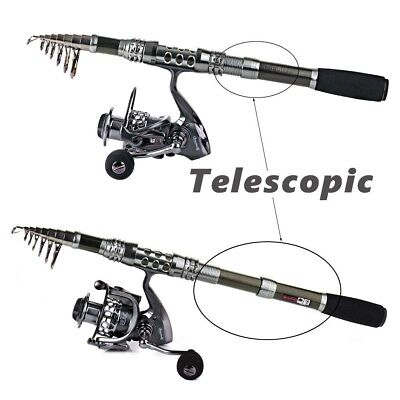 (1.8M/5.91Ft Rod+XY 2000 Reel, Only Fishing Rod and Reel) - Sougayilang