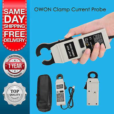 High Quqlity OWON CP-05+ AC/DC Clamp Current Probe 200KHz 400A for Oscilloscope