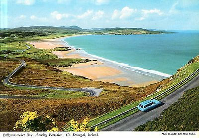 Ireland  -  Ballymastocker Bay - showing Portsalon - Lough Swilly