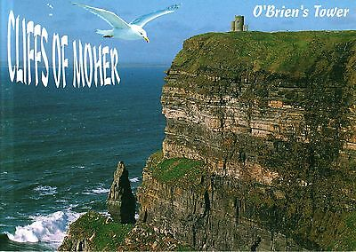 Ireland  -  Liscannor - Cliffs of Moher - one of the outstanding features