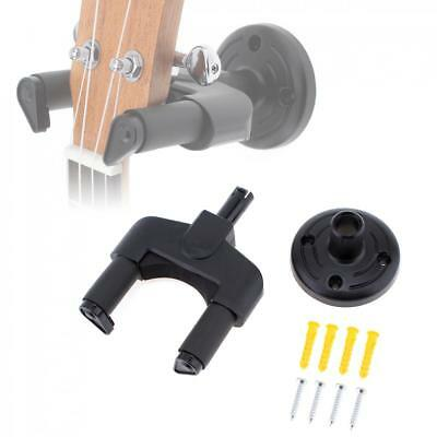 Soft Sponge Guitar Hanger Adjustable Wall Mount Display Bracket Hook Holder