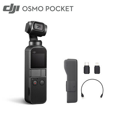 DJI Osmo Pocket 3-axis Stabilizer Handheld Gimbal Camera 4K Video IN STOCK!!