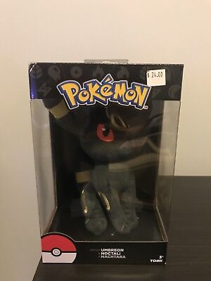 Pokemon Umbreon Plush stuffed animal Plushie