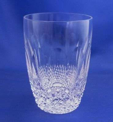 """A WATERFORD CRYSTAL 'COLLEEN' 4¼"""" 10oz TUMBLER/GLASS"""