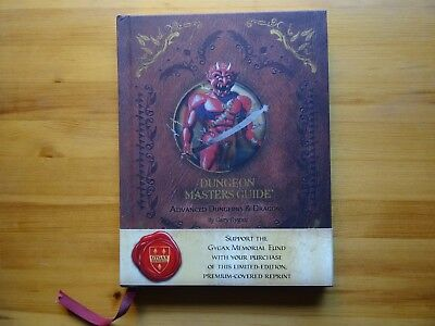 Add1 Advanced Dungeons & Dragons Dungeon Masters Guide Version Collector Premium
