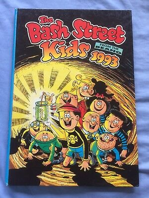 Bash Street Kids Book Annual 1993 From The Beano