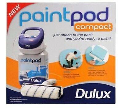 dulux paint pod compact new and boxed