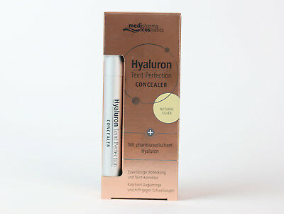 medipharma cosmetics Hyaluron Teint Perfection Concealer 2,5ml Natural Cover