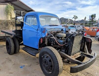 1952 Ford Other Pickups  1952 ford F6 : RARE : Running & Driving
