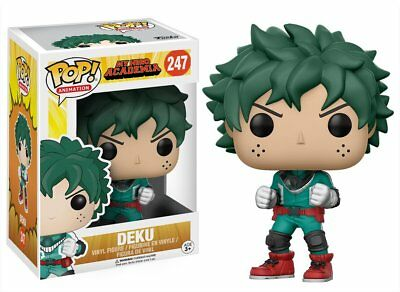 New With Box DEKU My Hero Academia action Figure Funko Pop toy anime gift Hot