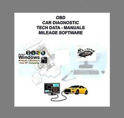 Tacho Software - Diagnose Obd 2.dvd Software