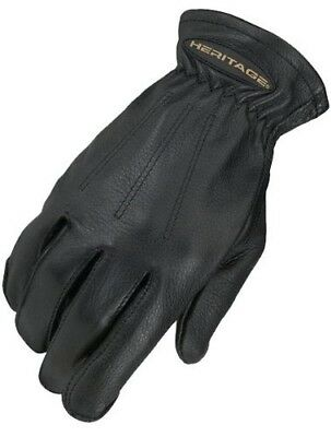 (7, Black) - Heritage Winter Trail Glove. Heritage Products. Free Delivery
