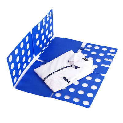 T-Shirt Clothes Folder Fast Laundry Organizer Large Magic Adult Folding Board 0c