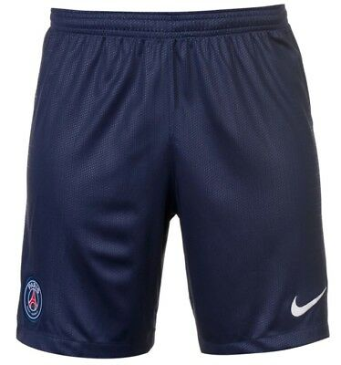 Nike Paris Saint Germain PSG Heim Home Shorts Hose 2018 2019 Blau alle Größen