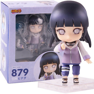 Naruto Hinata Hyuga Nendoroid 879 PVC Action Figure Collectible Model Toy