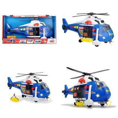 Dickie Toys 203308356 - Action Series Helicopter, Helikopter, 41 Cm Brandneu