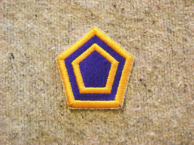 US Army Patch 55th US Infantry Division Ghost Phantom Division WWII WK2