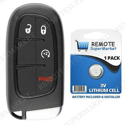 Remote For 2013 2014 2015 2016 2017 2018 2019 Ram Keyless Entry Start Key Fob