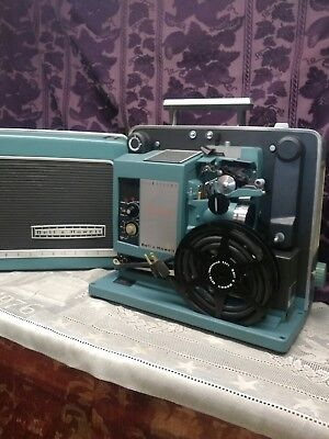 Bell & Howell Filmosound Specialist 550 Autoload - 16mm Movie Projector Vintage