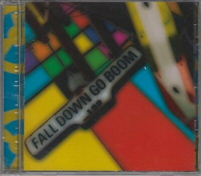 FALL DOWN GO BOOM 199 CD Canada Alt Indie 1995 Monkey Bunch Supers