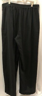 PANTS AND TOP SET. (WOMENS 1X AND MED) COLDWATER CREEK - 2-PIECEs