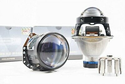 Morimoto MINI D2S 5.0 Bi-Xenon Projector Retrofit Headlight HID H4 Light