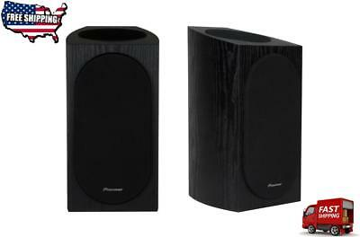 Pioneer SP BS22A LR Dolby AtmosR Designed By Andrew Jones Bookshelf Speaker Pair