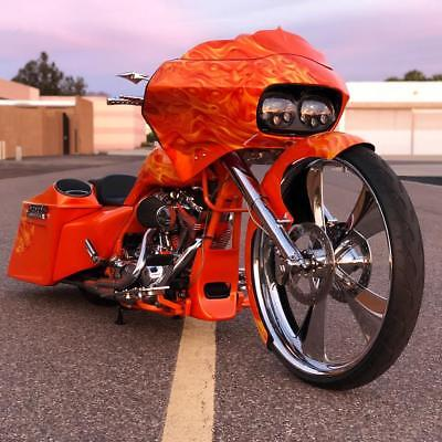 2001 Harley-Davidson Other  Orange Monster Bagger