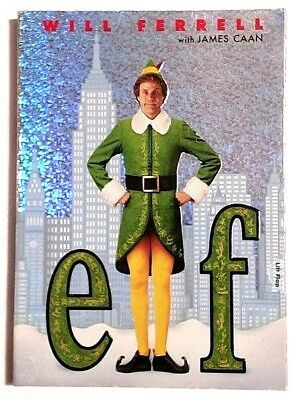 ELF DVD INFINIFILM SPECIAL EDITION 2 DISC DVD  RARE OOP with Embossed Slipcover