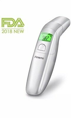Ear Thermometer with Forehead Function, FDA Approved Accurate Baby