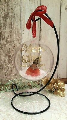 Robins Appear When Loved Ones Are Near Christmas Tree Memorable Bauble Gift