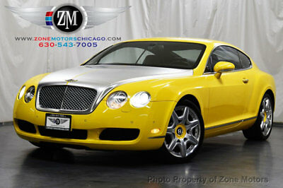 2006 Bentley Continental GT 2dr Coupe