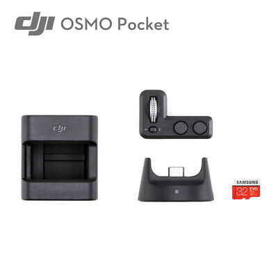 DJI Osmo Pocket Expansion Kit Controller Wheel Wireless Module Mount Accessories