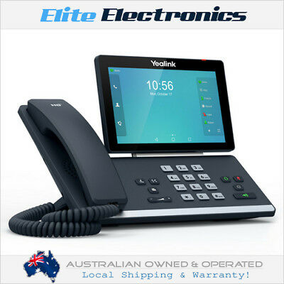 """Yealink T56A 7"""" Screen Bluetooth Wifi Hd Voice Android Ip Phone"""