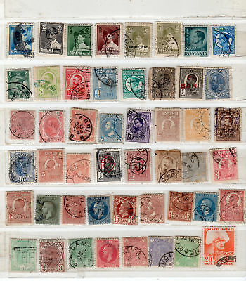 Romania  Europe Stamps   Used     Lot 34550