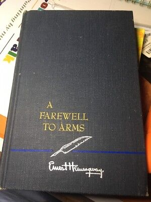 A Farewell To Arms by Ernest Hemingway (1957 Hardcover)
