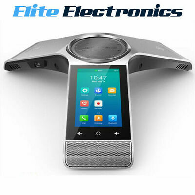 """Yealink Cp960 5"""" Touch Screen Bluetooth Wifi Hd Voice Ip Conference Phone"""