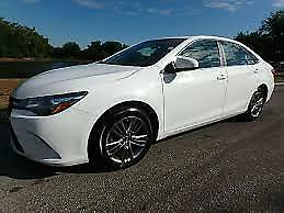 2017 Toyota Camry  Car Toyota Camry SE 2017 Leather Chair in Excellent condition