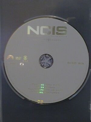 NCIS The Original Series 9th Ninth Season Nine DVD Replacement ~ Disc 6 ONLY