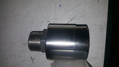 "Nozzteq SW-06 no maintenance Swivel 1"" Sewer nozzle spray system coupling"