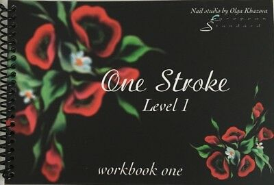One Stroke Level 1 (Workbook One) - European Standard by Olga Khazova