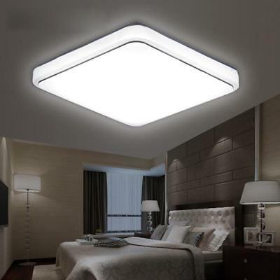 Bright Square LED Ceiling Down Light Panel Wall Kitchen Bathroom Lamp White HOT