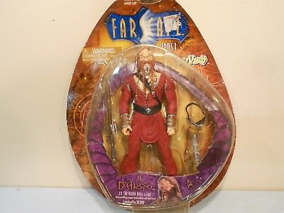 Farscape Series 1 Ka D'Argo Action Figure In Packaging 2000
