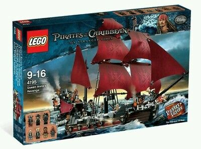 LEGO Pirates of the Caribbean Queen Anne's Revenge