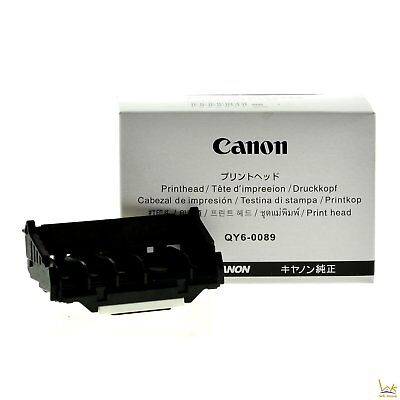 Genuine New QY6-0089 Print Head for Canon TS5050 TS5051 TS6050 TS6051 TR8550
